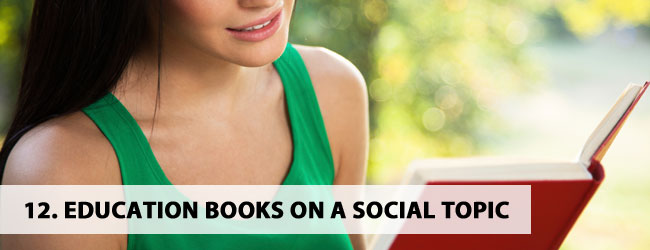 Education-Books-on-a-Social-Topic
