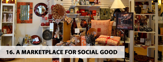 Marketplace-for-social-good
