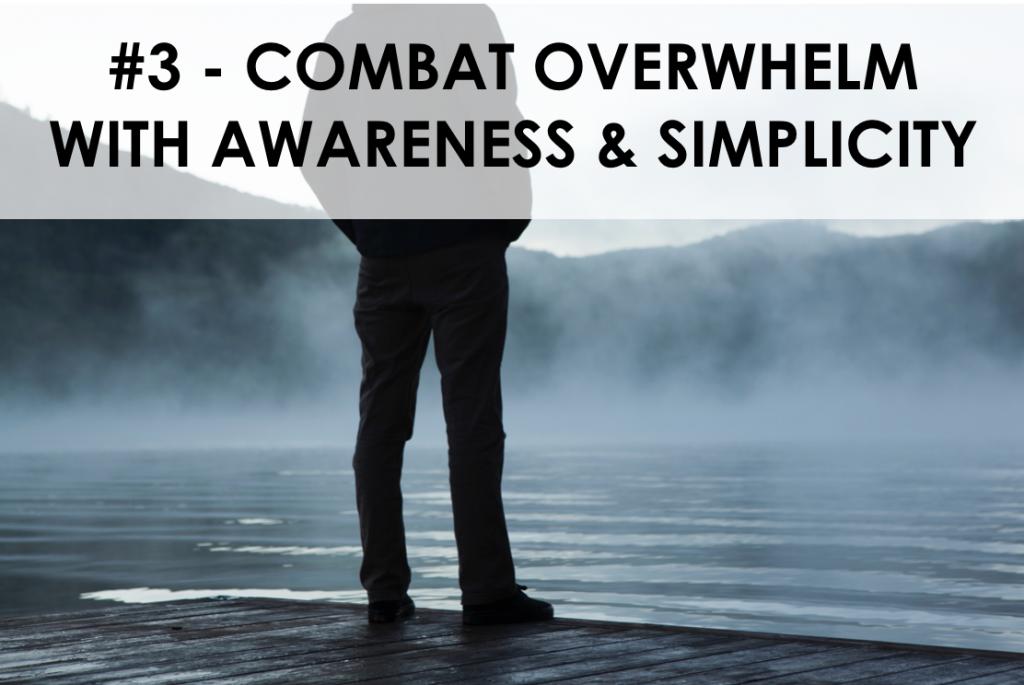 Combat Overwhelm