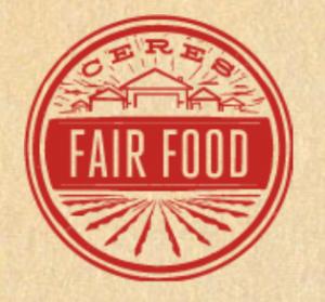 ceres fair food logo