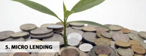 Micro-lending